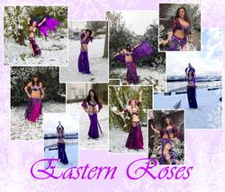 Eastern Roses Snow 2021