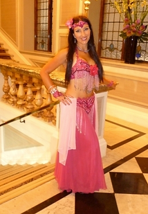 Sitara at the Got To Dance auditions