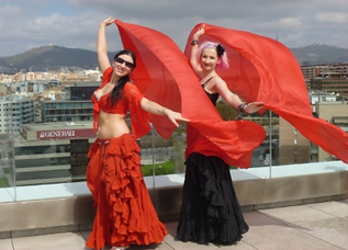 Sitara Dance in Barcelona