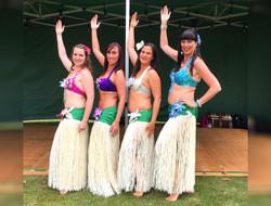 Hawaiian Garden Party