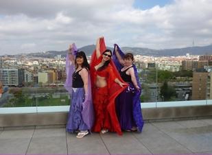 Sitara Dance in Barcelona