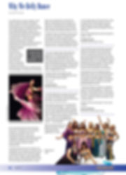 Mosaic Edition of Why We Dance April 201