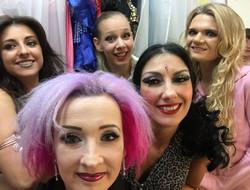 BDTTLG 2018 Backstage