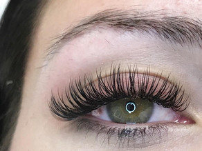 What is your FAVE Eyelash Extension style?