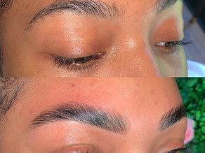 Have you heard of the NEW Brow Lamination Fad?!