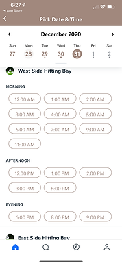 Can I reserve multiple hours in one day?