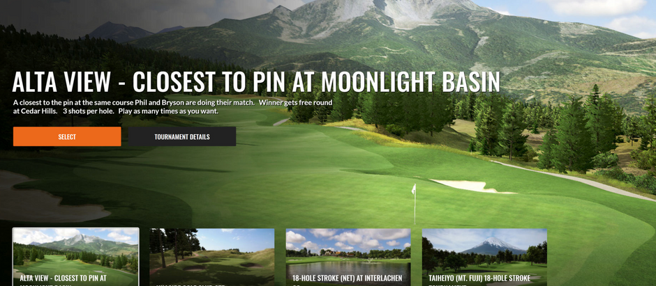 Play Moonlight Basin Closest to the Pin