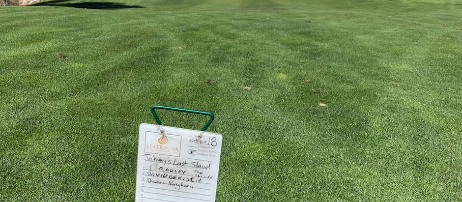 Practice With TrackMan Helped Me Do Something I've Never Done Before