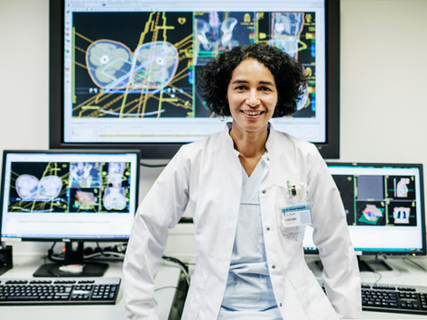 The promise of AI in the service of healthcare professionals