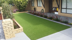 Synthetic Lawn in Joondanna