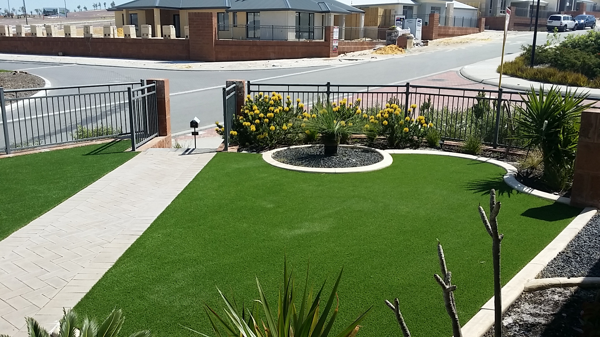 Synthetic Lawn in Ellenbrook