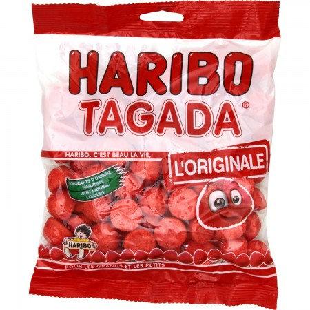 Bonbons fraise tagada