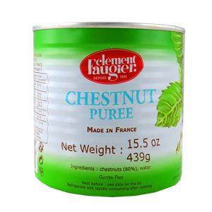 Chestnut purée