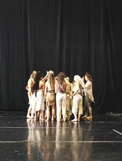 Rehearsal Blazing Dust