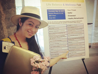 Cadwalader Life Balance and Wellness Fair