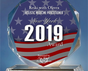 Award-winning Holistic Medicine Practitioner for 2019