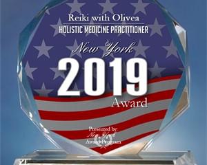 Award-winning Holistic Medicine Practitioner for 2019