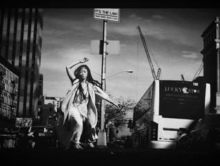 'Olivea Medicine Woman' - New Dance Film by Catjia Rehkamp