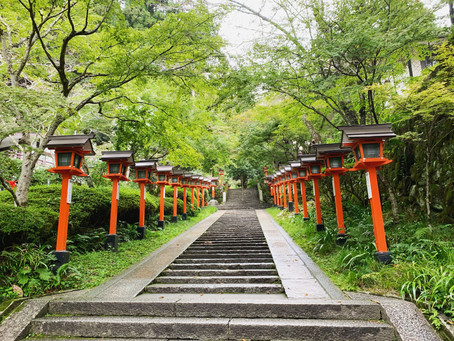Pilgrimage to Mystical Mount Kurama in Kyoto