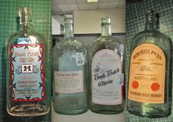 1920's Alcohol Labels