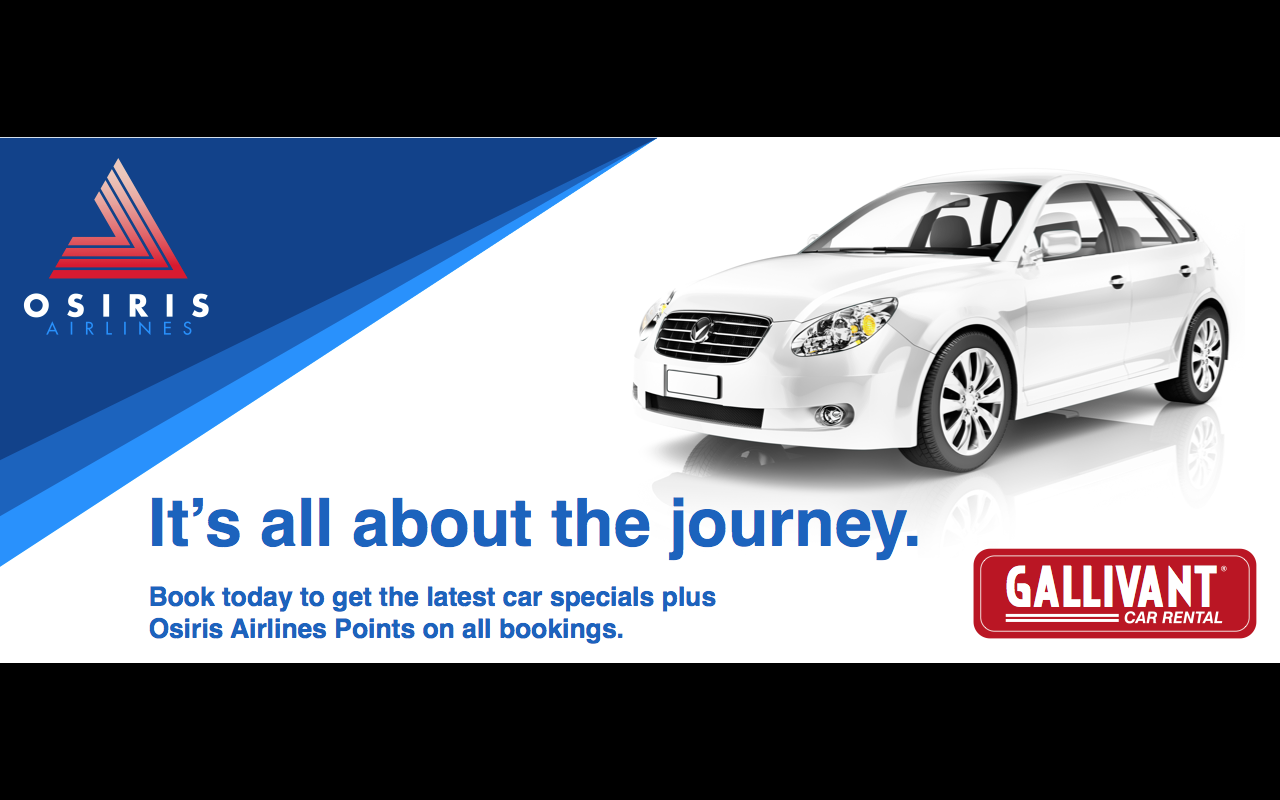 Airport Car Rental Ad