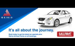 Airport Car Rental Ad