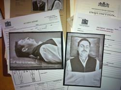1920's Police Doc & Autopsy Photos