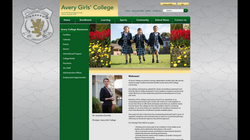 Australian All Girls College Website
