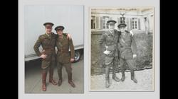 1920's photoshopping job