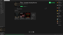 Spotify Album Page