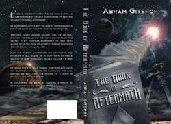 Sci Fi Book Cover Mock Up