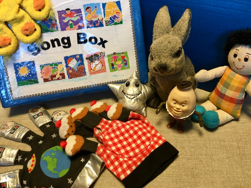 Top Tip Tuesday! - create a song box to boost language skills