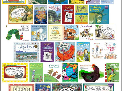 Top Tip Tuesday- Repetition and practice: returning to favourite books