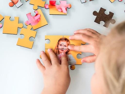 Feel Fabulous Friday! - make a jigsaw of yourself