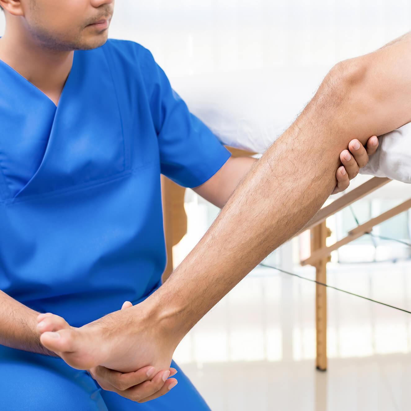 Kinetoterapie Ortopedica