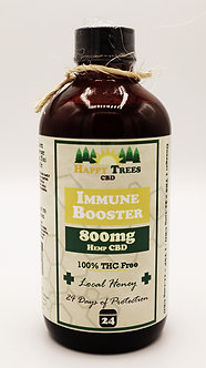Immune Booster/ Mama V's Soothing Throat Coat