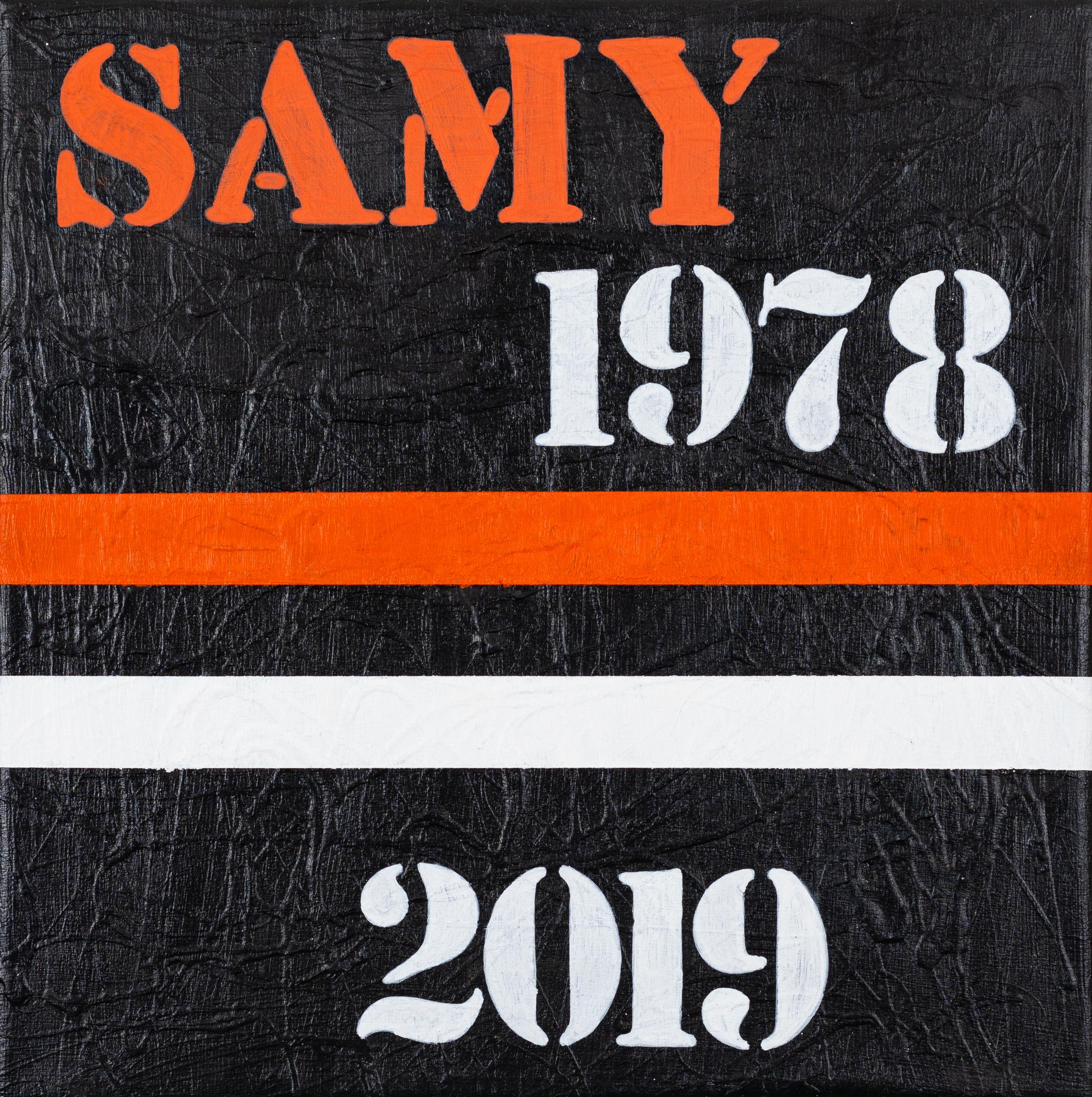 1978-2019 - Hommage à Samy