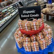 Hispanic Baked Goods Display