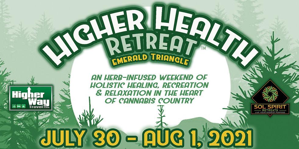 Higher Health Retreat - Emerald Triangle