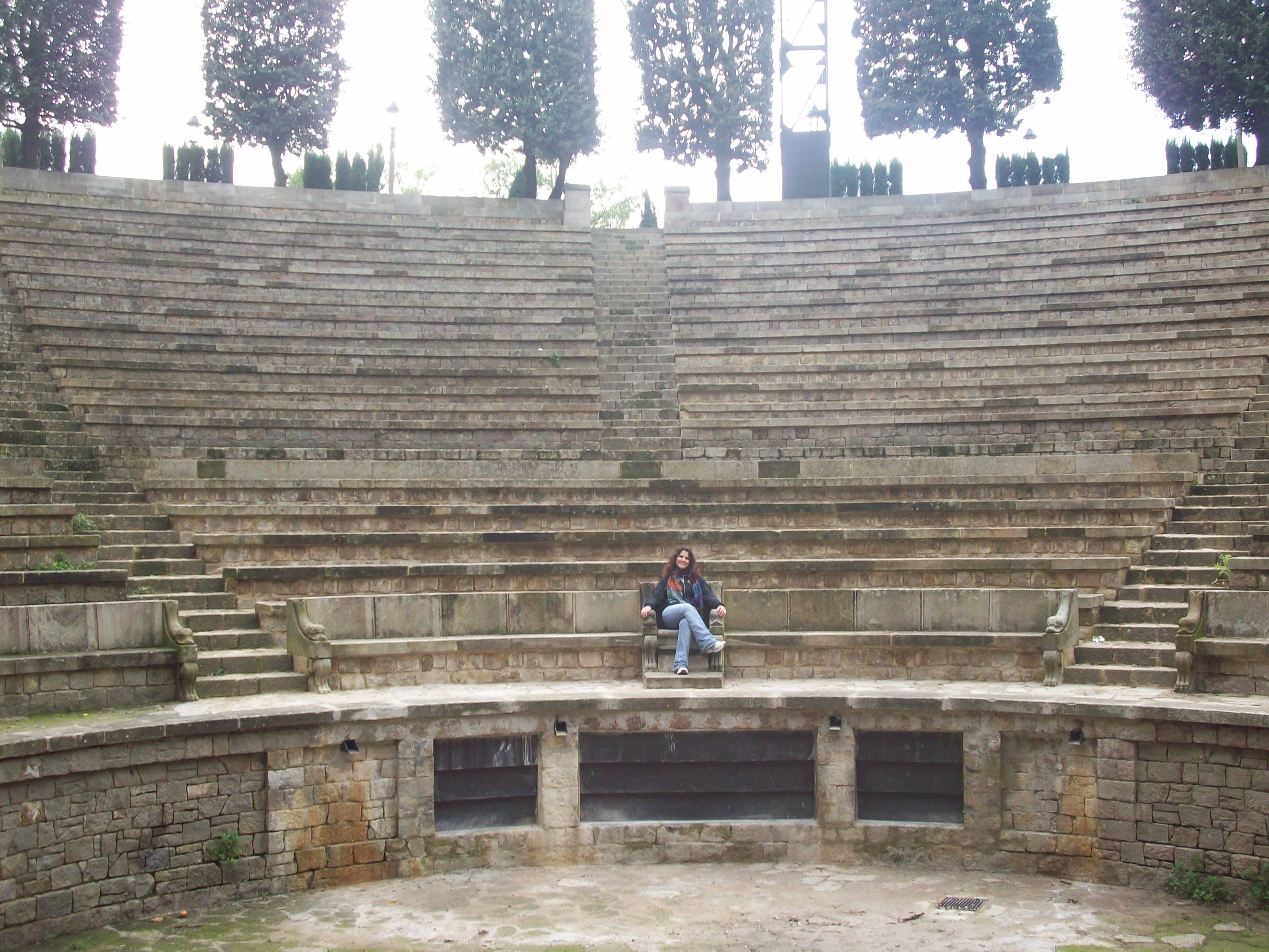 Greek Theater - Montjuic