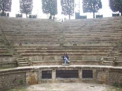 Greek Theater - Montjuic