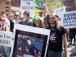 Cannabis Legalization March