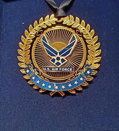 US Air Force Ornament - Beacon Design