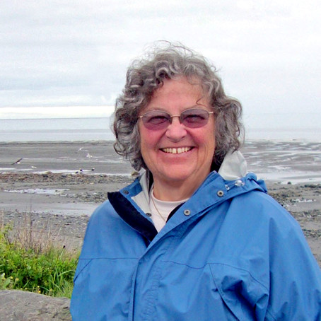 PRESS RELEASE: Swirling Currents - a Talk with Former Shellfish Biologist Sandy Macfarlane