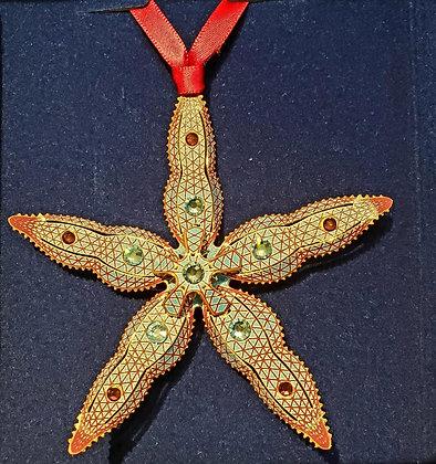 Starfish Ornament - Beacon Design