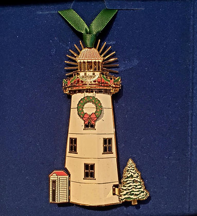 Lighthouse Ornament - Beacon Design