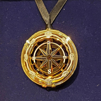 Compass 3D Ornament - Beacon Design