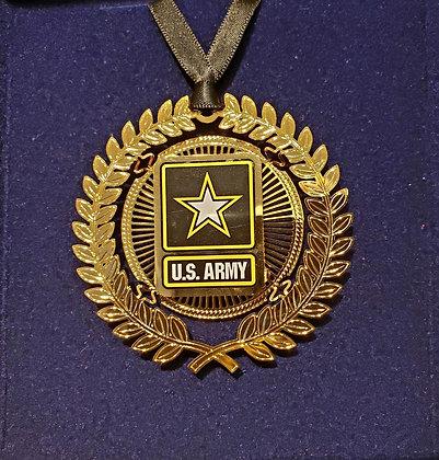 US Army Ornament - Beacon Design