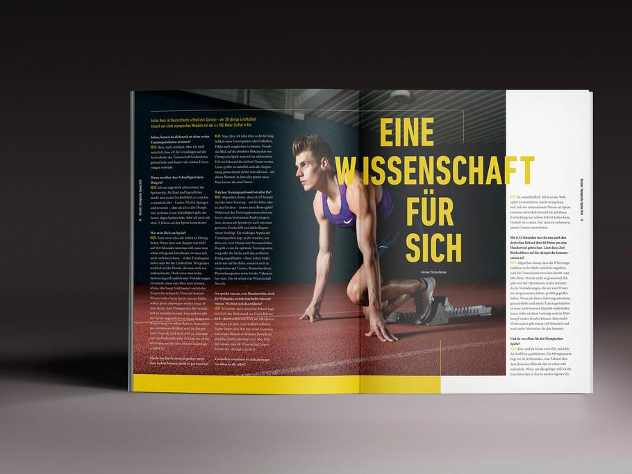 KLUBSPORT Magazin