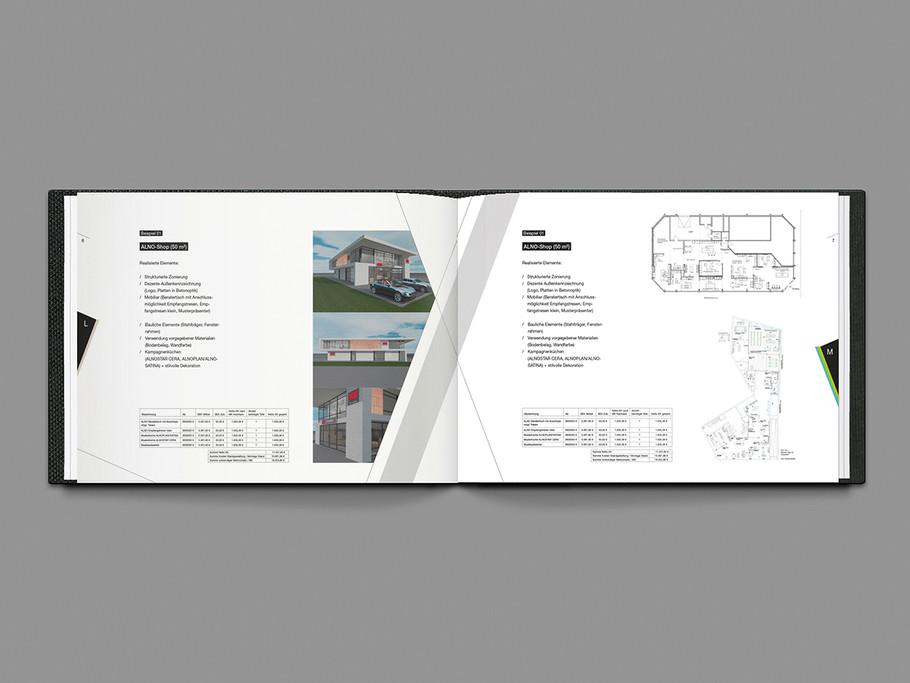 Alno Küchen, Shop Manual